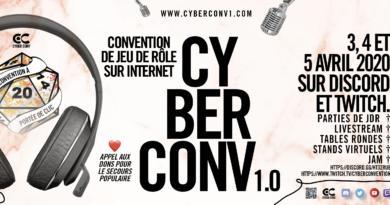 Cyber Conv' 1.0