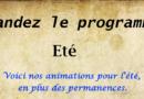 Programme LBD Été